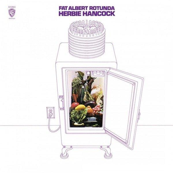 HANCOCK, HERBIE Fat Albert Rotunda LP