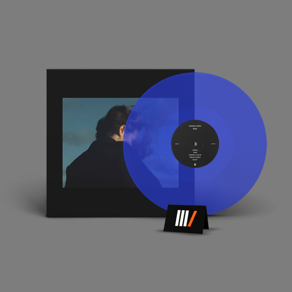 HANIA RANI Esja LP Blue