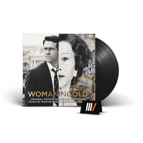 HANS ZIMMER Woman In Gold (Original Motion Picture Soundtrack) LP