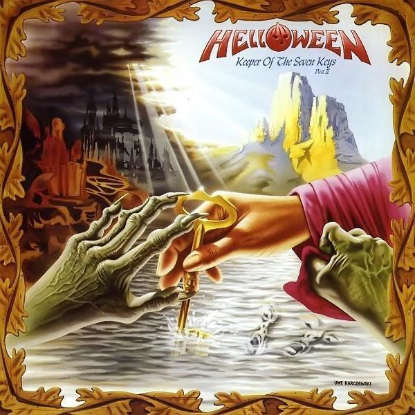 HELLOWEEN Keeper Of The Seven Keys, Pt. II LP