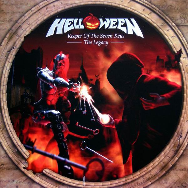 HELLOWEEN Keeper Of The Seven Keys- The Legacy 2LP
