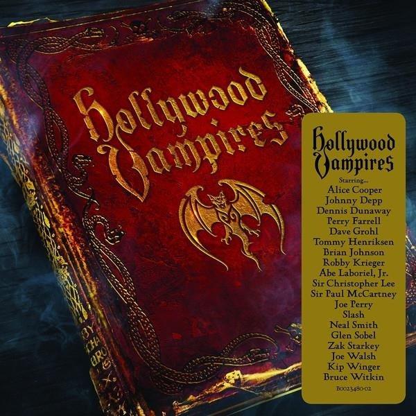 HOLLYWOOD VAMPIRES Hollywood Vampires  2LP