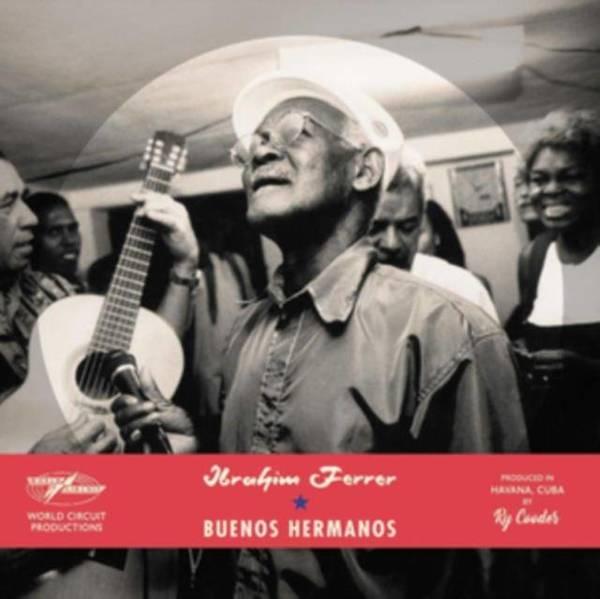 IBRAHIM FERRER Buenos Hermanos (SPECIAL Edition) 2LP