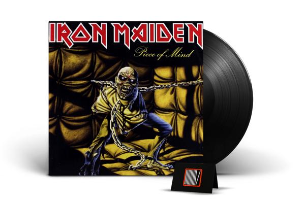 IRON MAIDEN Piece Of Mind (LIMITED) LP