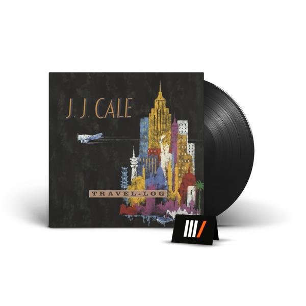 J.J. CALE Travel Log LP