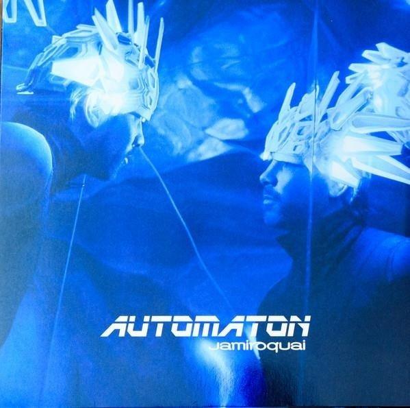 JAMIROQUAI Automation Lp Ltd. (RSD) VINYL MAXISINGLE
