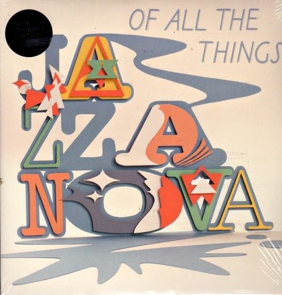 JAZZANOVA Of All The Things  (DELUXE Edition) 3LP