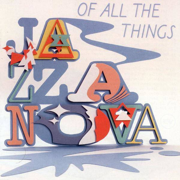 JAZZANOVA Of All The Things (Deluxe Version) 3LP