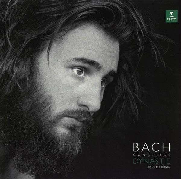 JEAN RONDEAU Dynastie: Bach Concertos LP