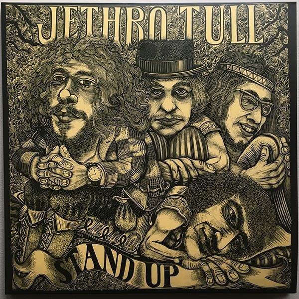 JETHRO TULL Stand Up (STEVEN Wilson Remix) LP