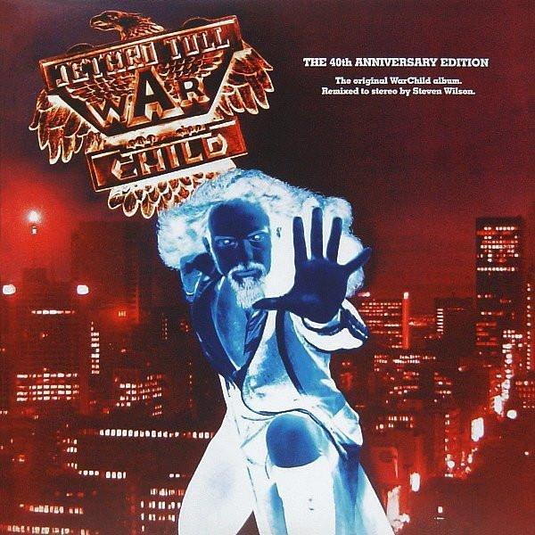 JETHRO TULL Warchild - 40th Anniversary Theatre Edition LP