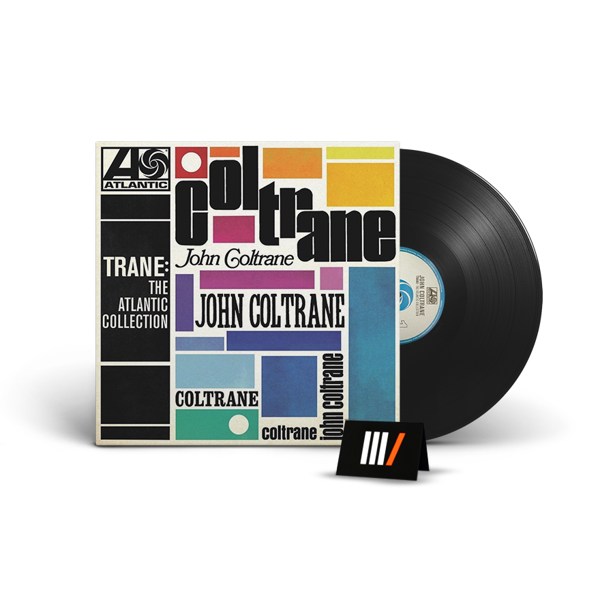JOHN COLTRANE Trane: The Atlantic Collection LP