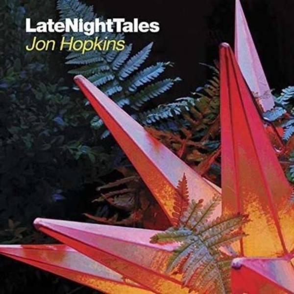 JON HOPKINS Late Night Tales  LP