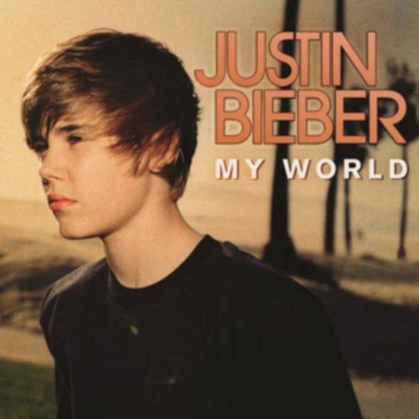 JUSTIN BIEBER My World LP