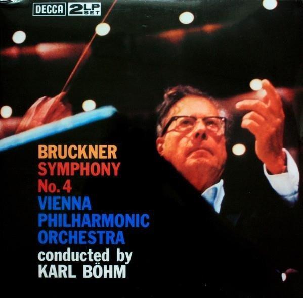 KARL BOHM Bruckner Symphony 4 2LP