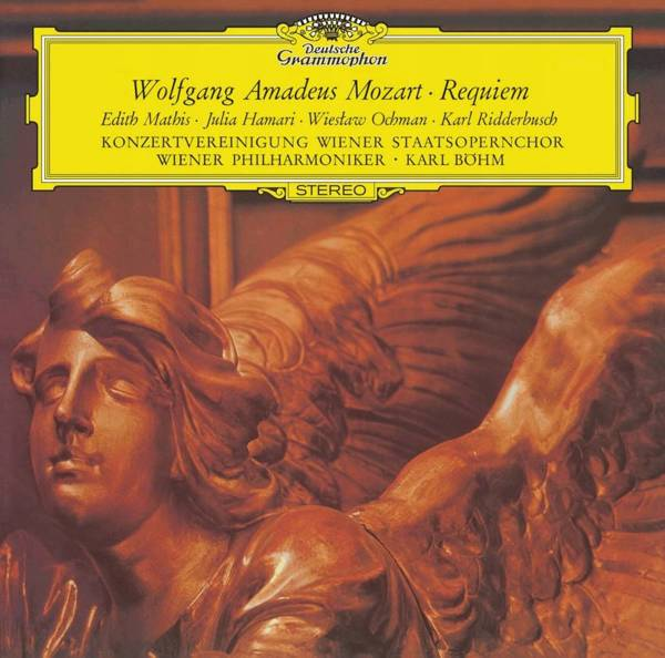 KARL BOHM Mozart Requiem LP