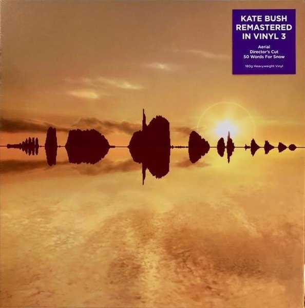 KATE BUSH Director's Cut 2LP