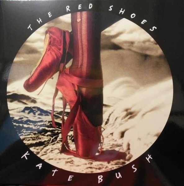 KATE BUSH The Red Shoes LP