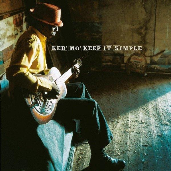 KEB'MO' Keep It Simple LP