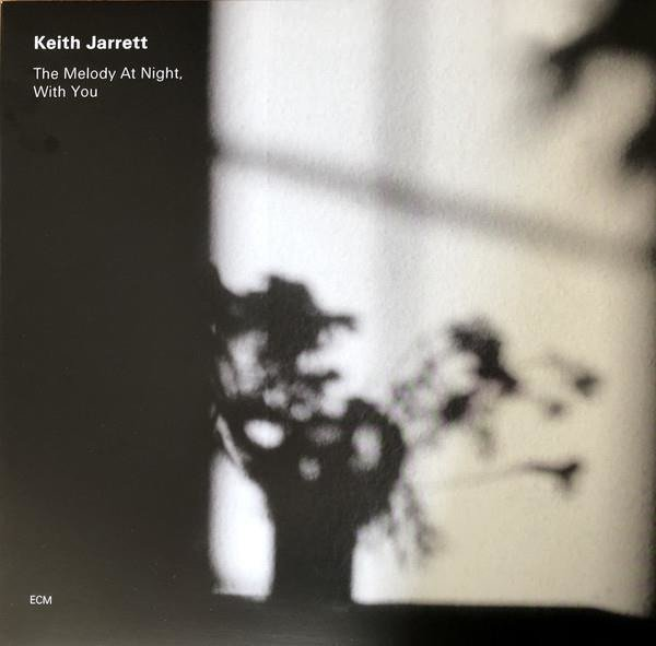 KEITH JARRETT The Melody At Night With You LP