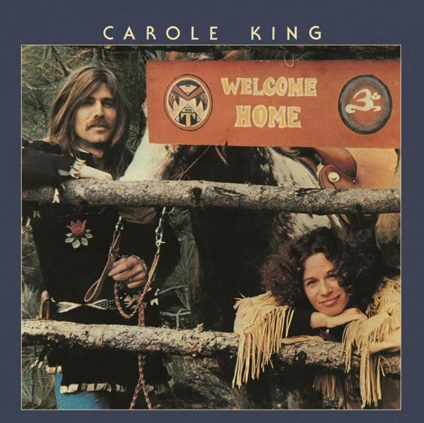 KING, CAROLE Welcome Home LP
