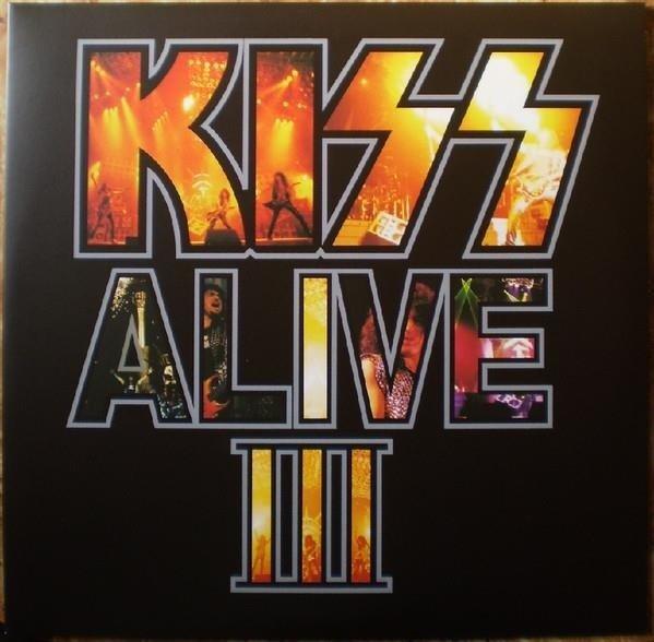 KISS Alive III  LTD 2LP