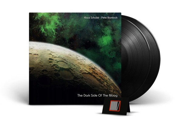 KLAUS SCHULZE Dark Side of the Moog Vol.4 2LP