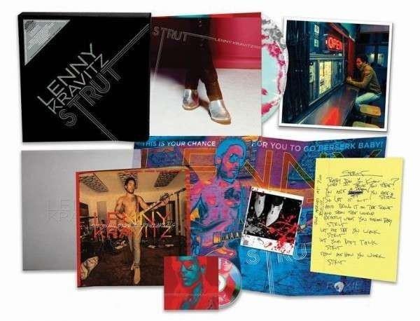 KRAVITZ, LENNY Strut Super Deluxe Edition BOXSET