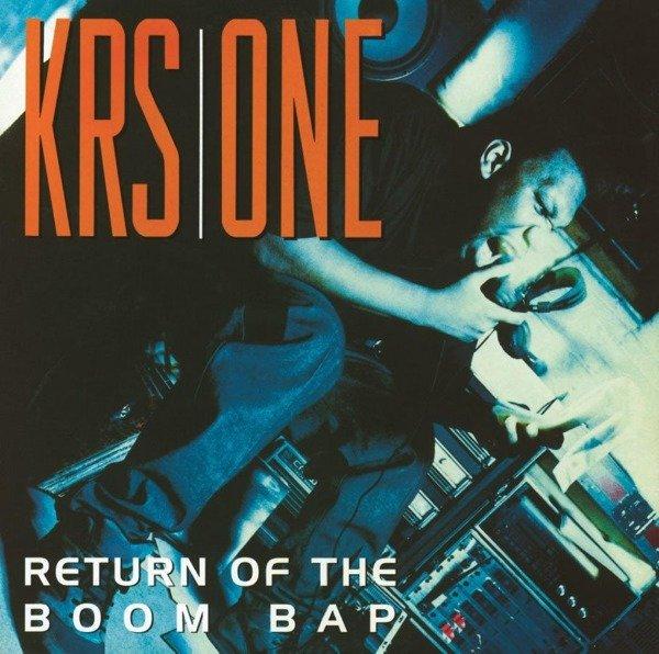 KRS ONE Return of the Boom Bap 2LP