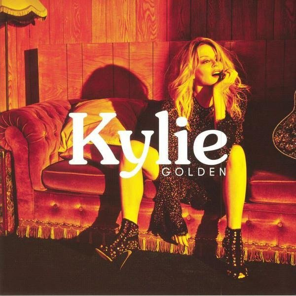 KYLIE MINOGUE Golden (DOWNLOAD Card) LP