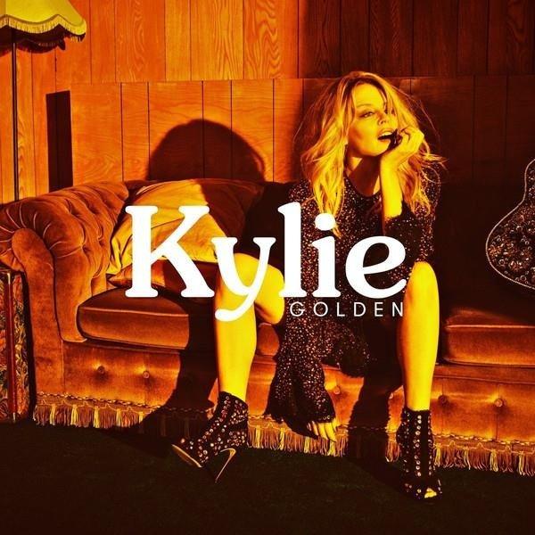 KYLIE MINOGUE Golden (SUPER Deluxe - 12x12 Book) CD+LP