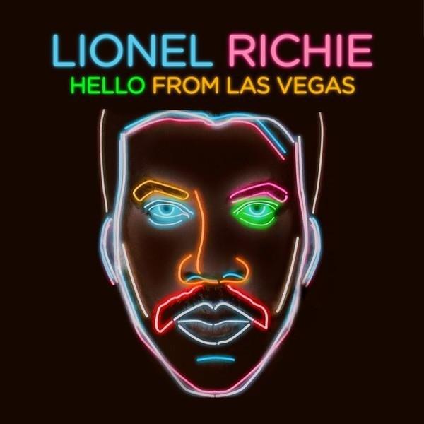 LIONEL RICHIE Hello From Las Vegas  2LP