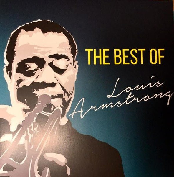 LOUIS ARMSTRONG The Best Of  LP