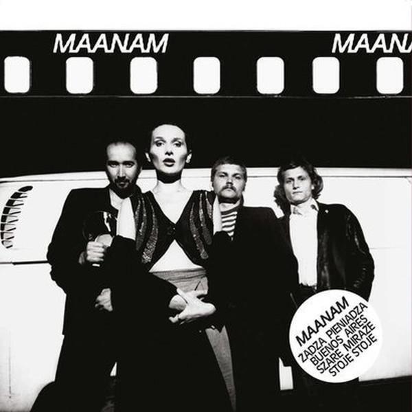 MAANAM Maanam LP