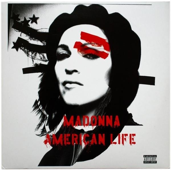 MADONNA American Life LP