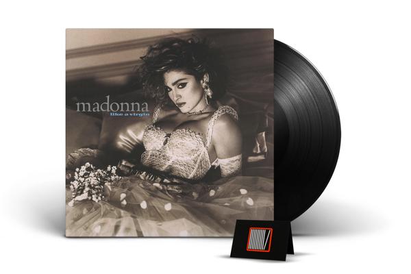 MADONNA Like A Virgin LP