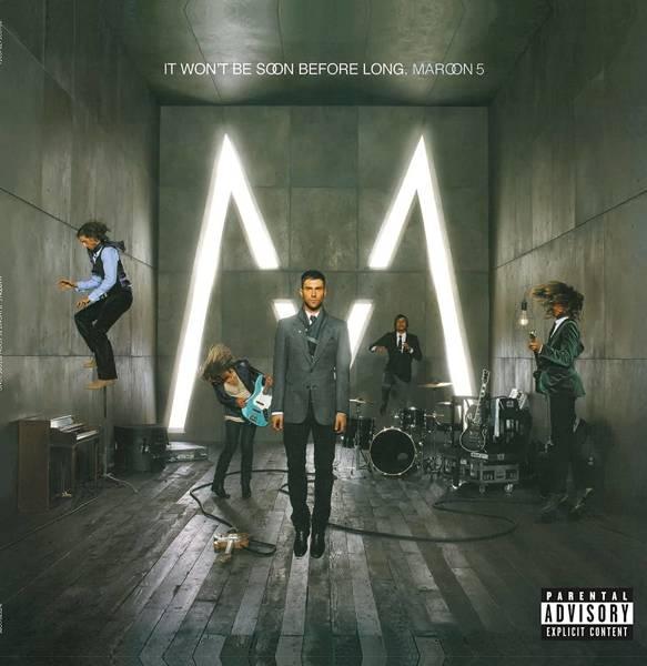 MAROON 5 It Won't Be Soon Before Long LP