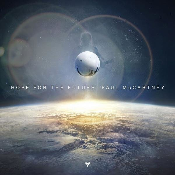 MCCARTNEY, PAUL Hope For The Future VINYL SINGLE