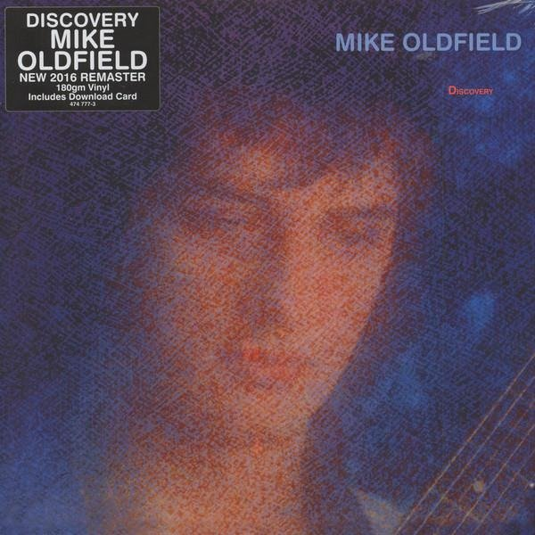 MIKE OLDFIELD Discovery LP