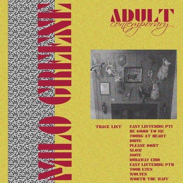 MILO GREENE Adult Contemporary LP