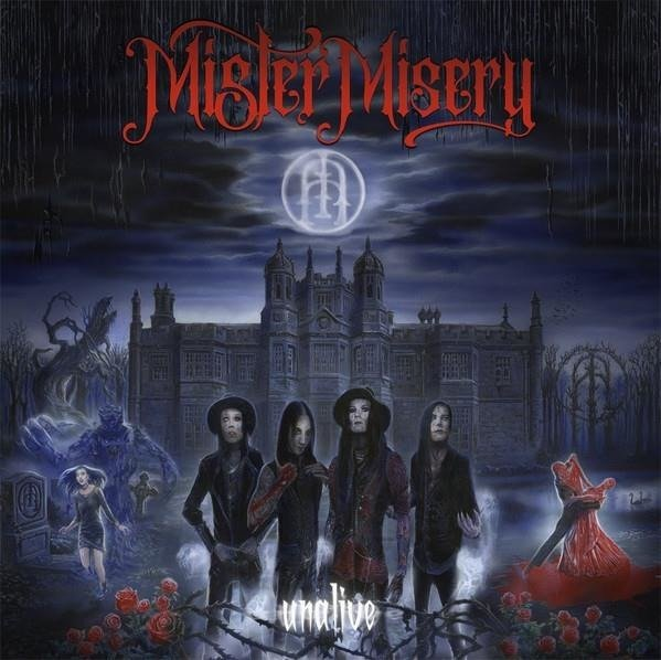 MISTER MISERY Unalive LP
