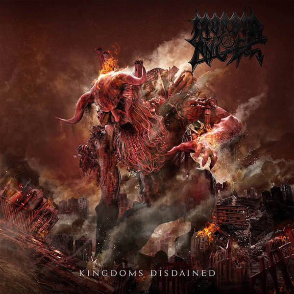 MORBID ANGEL Kingdoms Disdained LP