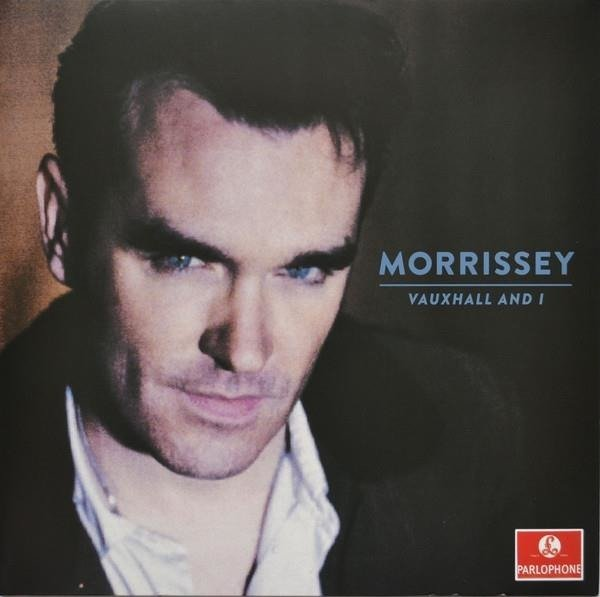 MORRISSEY Vauxhall And I - 20th Anniversary Edition Definitive Master LP