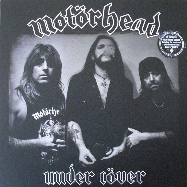 MOTORHEAD Under Cover LP+CD