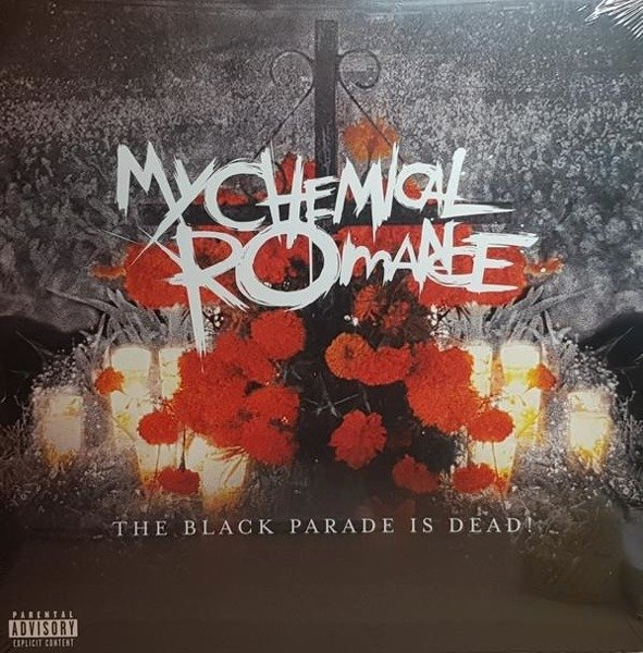 MY CHEMICAL ROMANCE The Black Parade Is Dead! 2LP