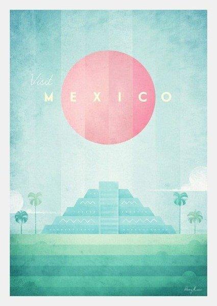 Mexico PLAKAT