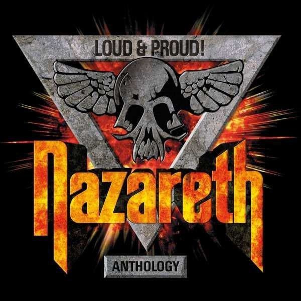 NAZARETH Loud & Proud! Anthology 2LP