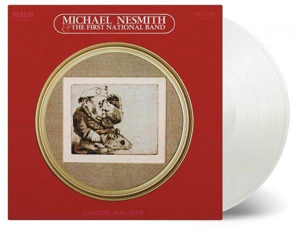 NESMITH, MICHAEL Loose Salute LP TRANSPARENT