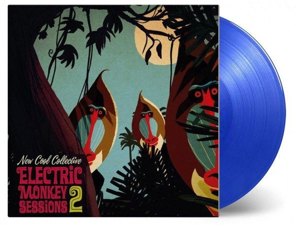 NEW COOL COLLECTIVE Electric Monkey Sessions 2 LP