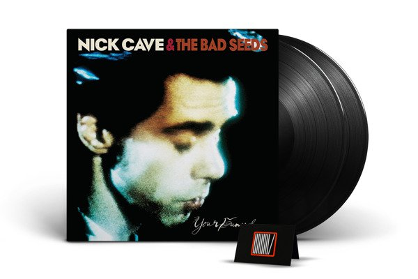 NICK CAVE & THE BAD SEEDS Your Funeral... My Trial 2LP